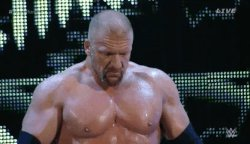 Happy birthday to Triple H, a legend and a WWE national treasure.