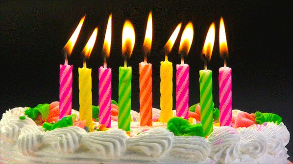 Happy birthday to hinaya