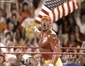 Happy Birthday, to the BIGGEST name in professional wrestling! The Immortal, Hulk Hogan!!