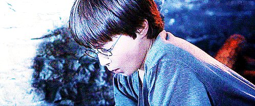 Happy birthday Harry Potter! Happy birthday I love you.