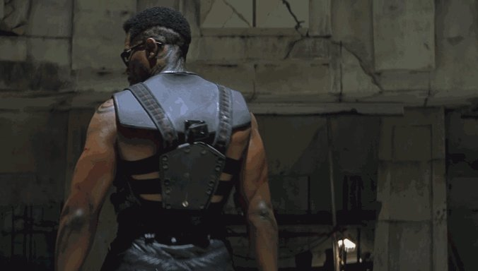 Happy 55th Birthday to (Blade trilogy, Demolition Man):