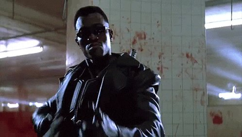 A happy 55th birthday to the Daywalker himself, the one and only Wesley Snipes!