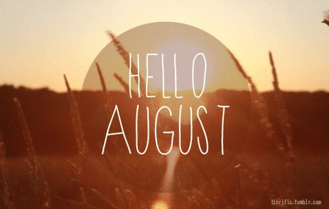 Good Morning . A pinch and a punch for the first of the month and no returns! HAPPY AUGUST EVERYONE! https://t.co/rOMXGZhIZT