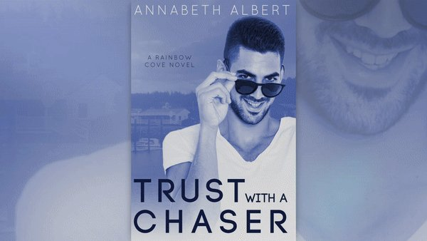 It's here! TRUST WITH A CHASER is out today! Summer May/Dec romance with a hot cop hero! https://t.co/xcqOhXvEUn https://t.co/ZU5d6Hv6fm