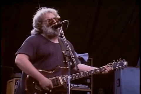 Happy Birthday Going to be jamming to the Grateful Dead all day.