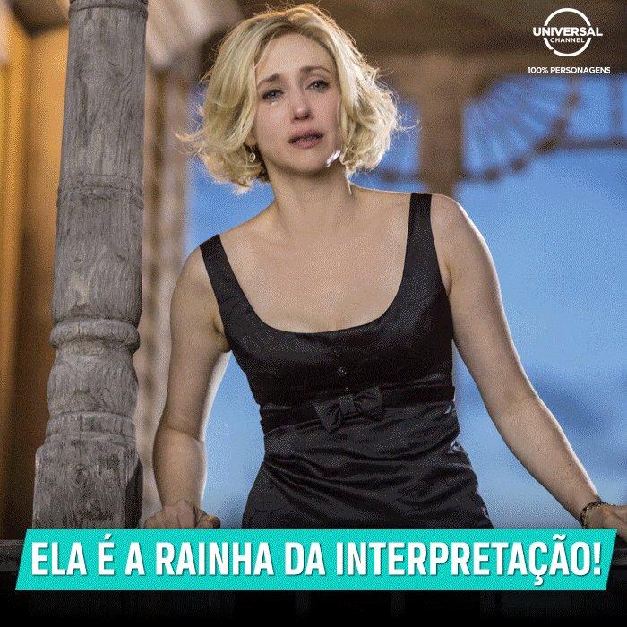 Tem como não amar Vera Farmiga?! ❤️  Parabéns pra ela!
