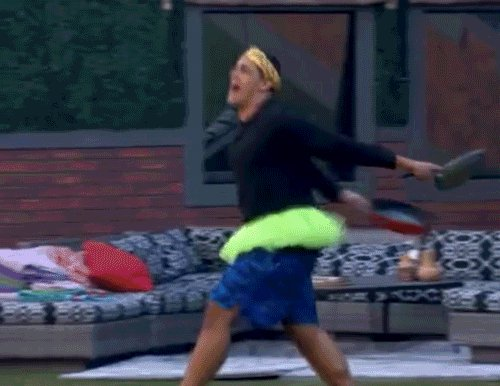 Do you think the Houseguests are taking things too far? RT if you do. Fav if you don't. #BB19 https://t.co/3IYiORv6dU