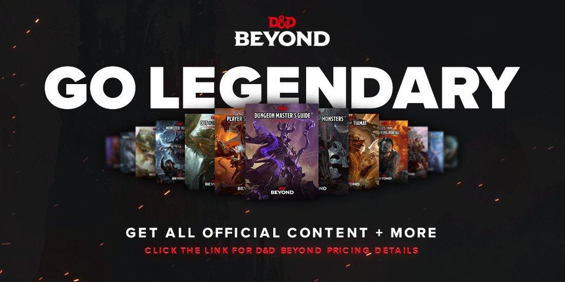 D&D Beyond on Twitter: