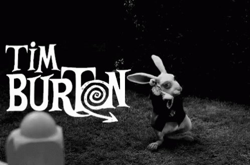 Happy Birthday to the man who led us to enchanted worlds through the big screen. Tim Burton turns 59 today.