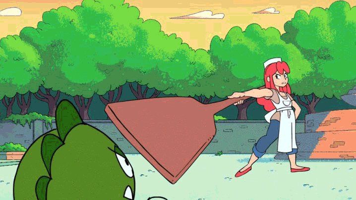 RT @PuccaNoodles: I'm Marie! I make drawings move for a living. I also do storyboards and stuff #VisibleWomen https://t.co/skqFtUZsa6