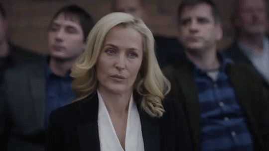 Happy Birthday Gillian Anderson! Watch her in Season 3, starting Wednesday 16 August at 22:00 on
