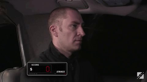 @RealBenBailey's got his eye on you! Watch him on #CashCab tonight 11|10c #GSN https://t.co/OlRSkbIBeg