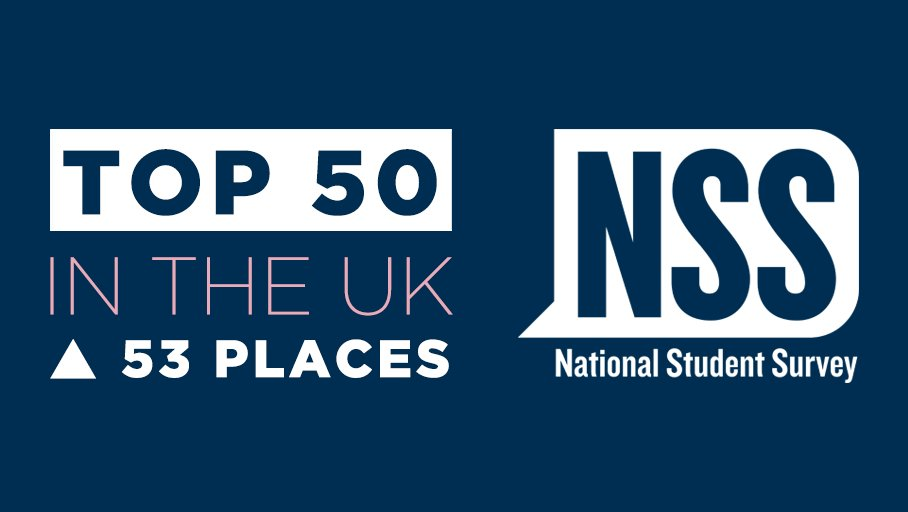 #CardiffMet named in Top 50 UK Universities in 2017 National Student Survey #NSS2017 https://t.co/dUeVFwIS9E https://t.co/cWfXwtSQxM