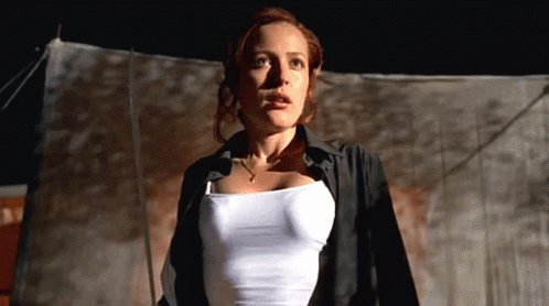 Happy Birthday to the Gorgeous Gillian Anderson!