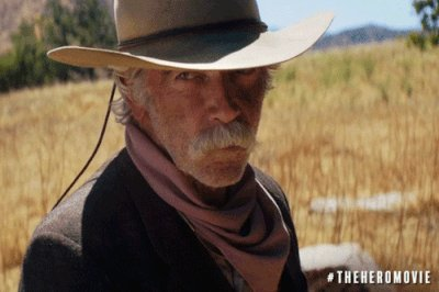 Happy 73rd birthday to Sam Elliott and his legendary moustache!