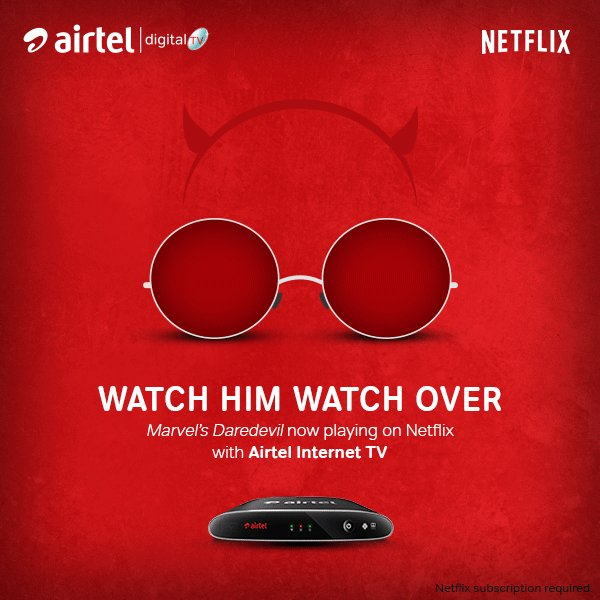 airtel India on Twitter: