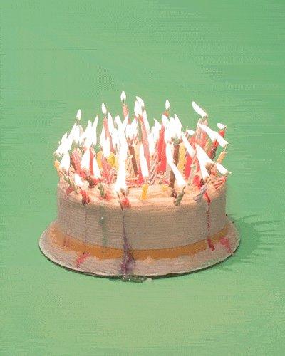 HAPPY BIRTHDAY! Enjoy your Brírthday cake!