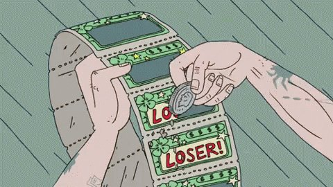 Me playing the lottery #Powerball https:...
