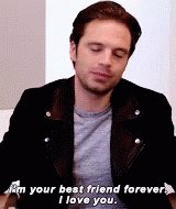 Happy birthday to the cutest  Sebastian Stan