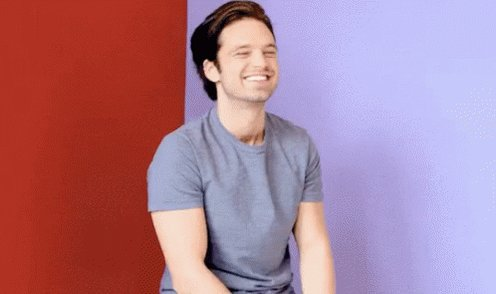 Happy 35th birthday to the sweetest, irreplaceable Sebastian Stan