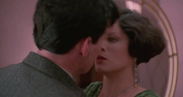 Happy birthday, Marcia Gay Harden!  Ok, no kisses...