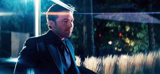 Happy Birthday Ben Affleck! The best portrayal of Batman since Christian Bale