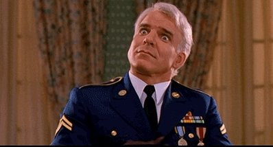 How is Steve Martin 72 today?! The man looks phenomenal! Happy Birthday, SteveMartinToGo!