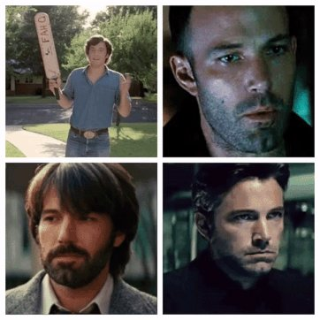 Happy birthday Ben Affleck! Which of his movies is your favorite?