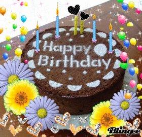 Happy Birthday! to madonna i love u chu- chu- chu-