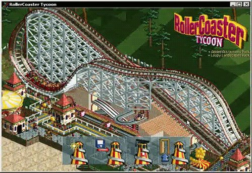 RT if you spent countless hours playing RollerCoaster Tycoon #National...