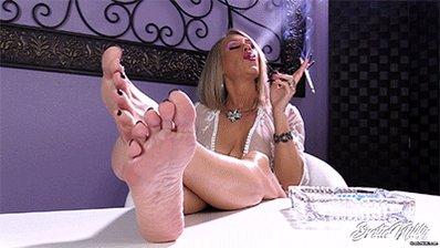 Licking Girls Feet Performers Femdom Photo