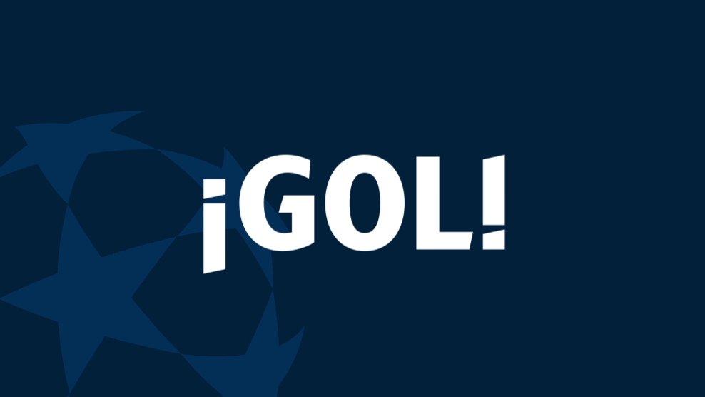 ¡GOL! İstanbul Başakşehir - Sevilla 0-1 (Escudero 16') #UCL https://t....
