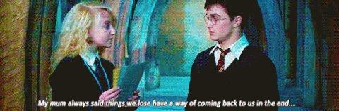 Happy Birthday to aka Luna Lovegood in the Harry Potter franchise!