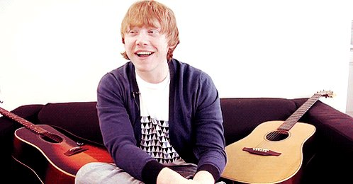 Happy Birthday Rupert Grint!!