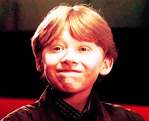 Don\t let the Muggles get you down today Rupert Grint! Happy 29th Birthday!