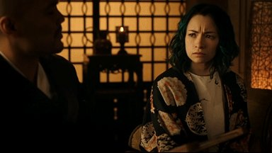 Who adopted Five's sister? #DarkMatter https://t.co/8h3ATHTD3E