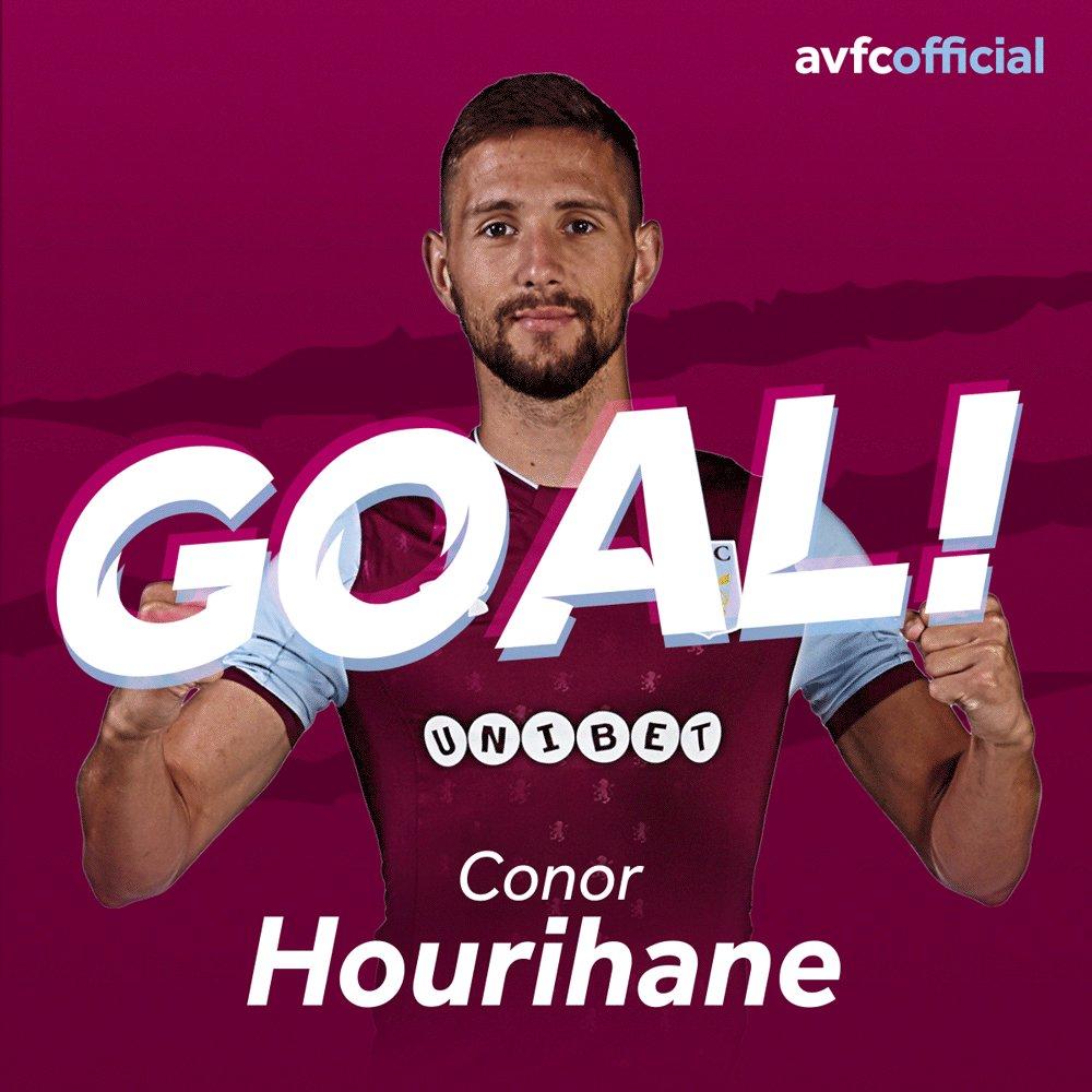 GOAL! GOAL! GOAL! HAT-TRICK HERO! Conor Hourihane! 4-2!!! ❤️️  #PartOf...