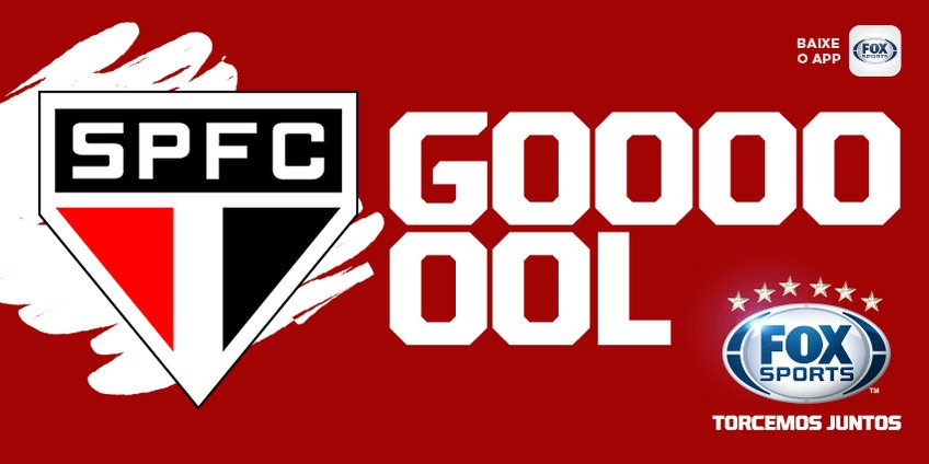 GOOOOOOOOOL! Do Tricolor Paulista! Hernanes deixa tudo igual na Ressac...