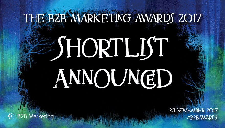 NEWS: #B2BAwards shortlist announced: @GravityLondon leads with 10 nominations >>> https://t.co/j3PUQ53kZL https://t.co/tADjeF2aVa