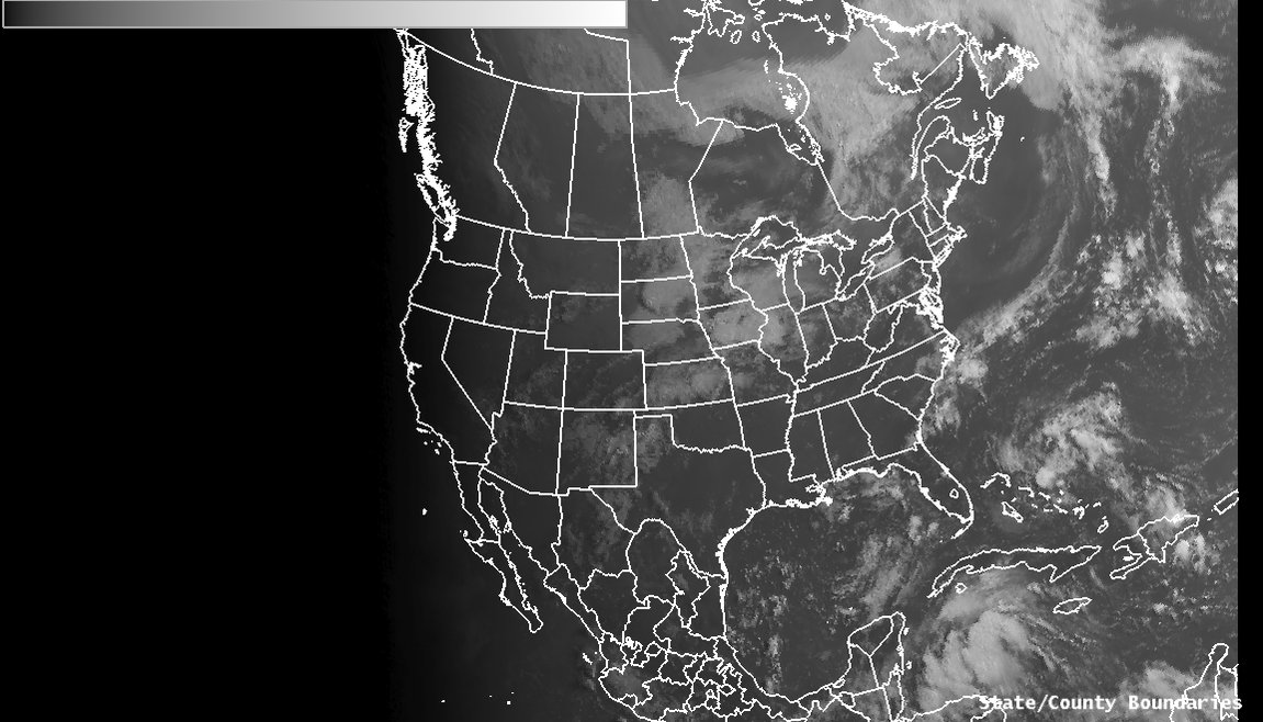 We still can't get over how amazing this #GOES16 loop is of the #Eclipse2017 #SCIENCE! https://t.co/XUK4Ab4MH7