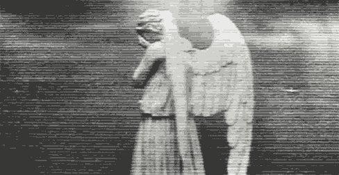 #UnlikelyReplacementStatues   Weeping an...
