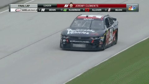 Retweet to congratulate @JClements51 on his first #XFINITYSeries win! https://t.co/Fc8W71JReV