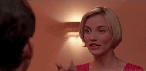 Happy Birthday Cameron Diaz! Watch her in There\s Something About Mary on 3 September at 08:05 on