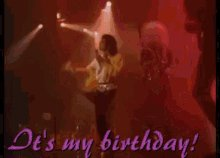 Happy birthday Michael Jackson, R.I.P.