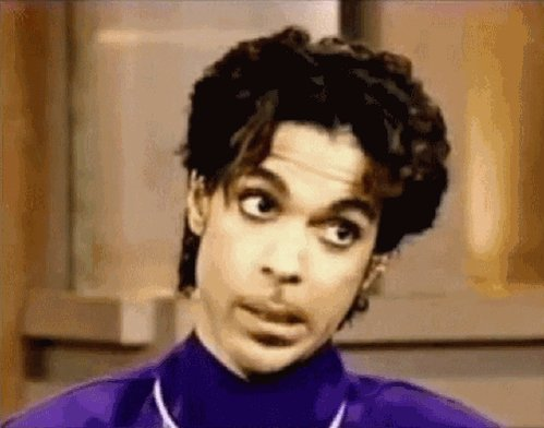 People are trying to convince me today that Prince's favorite color was orange. https://t.co/9us6kyCU7i