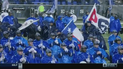 #HoustonStrong in the Liberty Bowl tonight