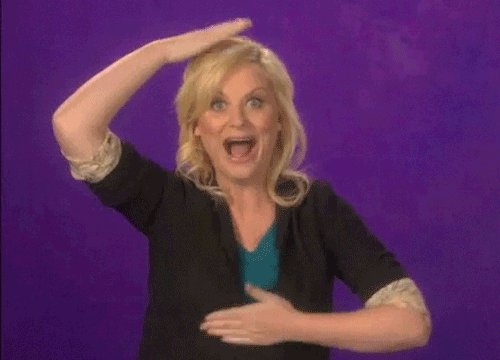 Happy Birthday to the exceedingly talented Amy Poehler!