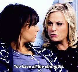 Happy birthday, Amy Poehler, and thank you. For everything.