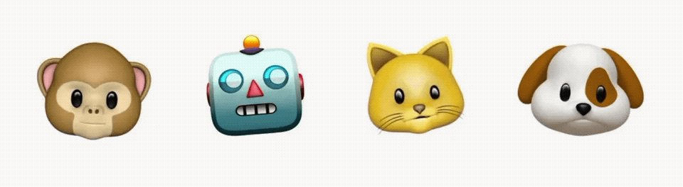 Oh man. Is the world ready for new 3D emoji in iOS 11's iMessage? (via @9to5mac) https://t.co/vBpoeuOFlX