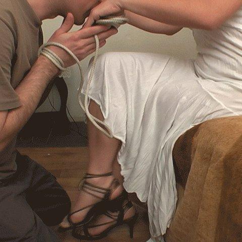 Restoring Good Manners #SlaveTraining #W...